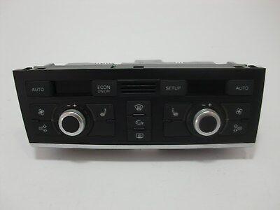 Audi A6 S6 RS6 4F Klimabedienteil 4F1820043AG 4F0910043A Nero Klimabetätigung