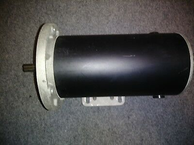 Motor 14 Hp 90v Dc Model 5115-005 Permanent Magnet Made By Electric Atature