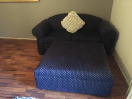 Lounge and matching Ottoman for sale