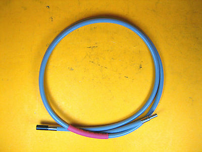 Fiber Optic Light Guide 1meter Illuminator Cable 516dia. X 38length Conn
