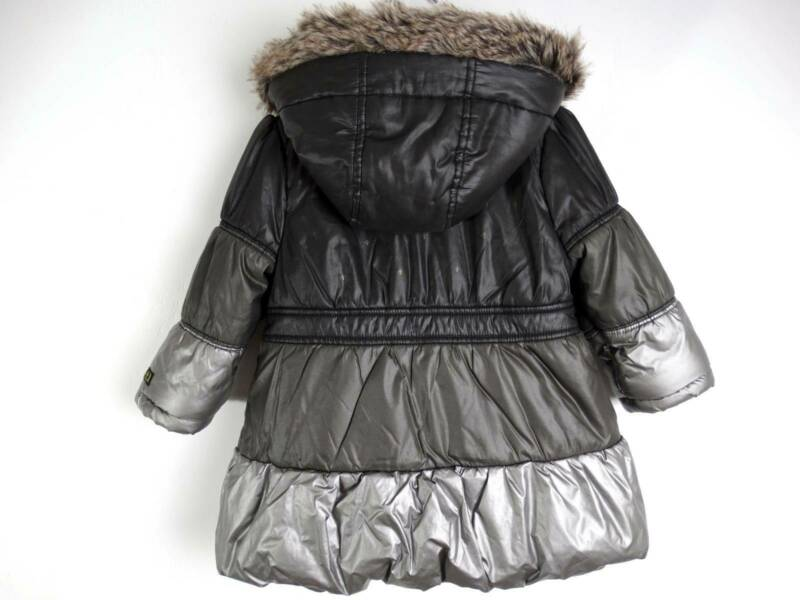 da9c82be2f1 Catimini Girls Designer Winter Coat Jacket 18 - 24 Mths Size 2 ...