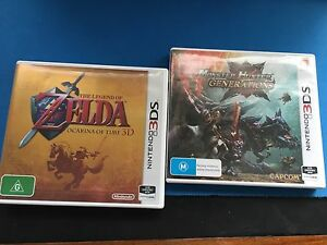 Nintendo 3ds games Carnegie Glen Eira Area Preview