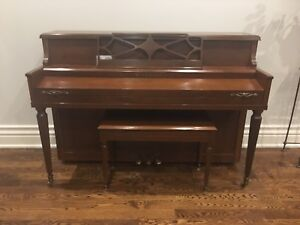 Piano - Lesage, Upright, Perfect Condition