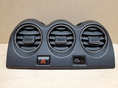 2007-2013 Nissan Altima  Center Dash Air Vent A/C Heater Hazard Vents OEM