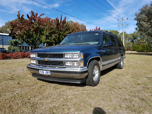 Chevrolet suburban new and used cars vans utes for sale chevrolet suburban new and used cars vans utes for sale gumtree australia free local classifieds fandeluxe Image collections
