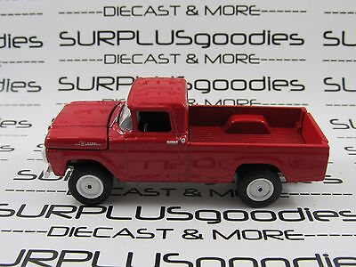 Johnny Lightning 1 64 Scale Loose Red Classic 1959 Ford F 250 F250 Pickup Truck