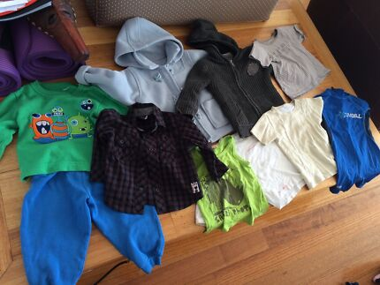 Clothes for 2-3 years old boy Dee Why Manly Area Preview
