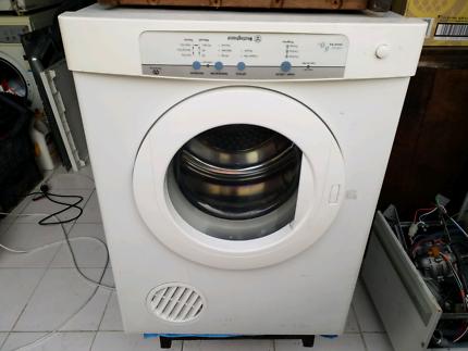 westinghouse 7 5kg washing machine with manual washing machines rh gumtree com au