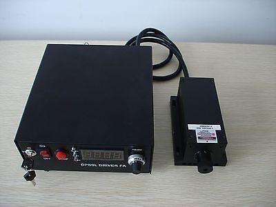 980nm 10w Ir Infrared Laser Dot Module Adjustable Type Ttlana Tec Cooling New
