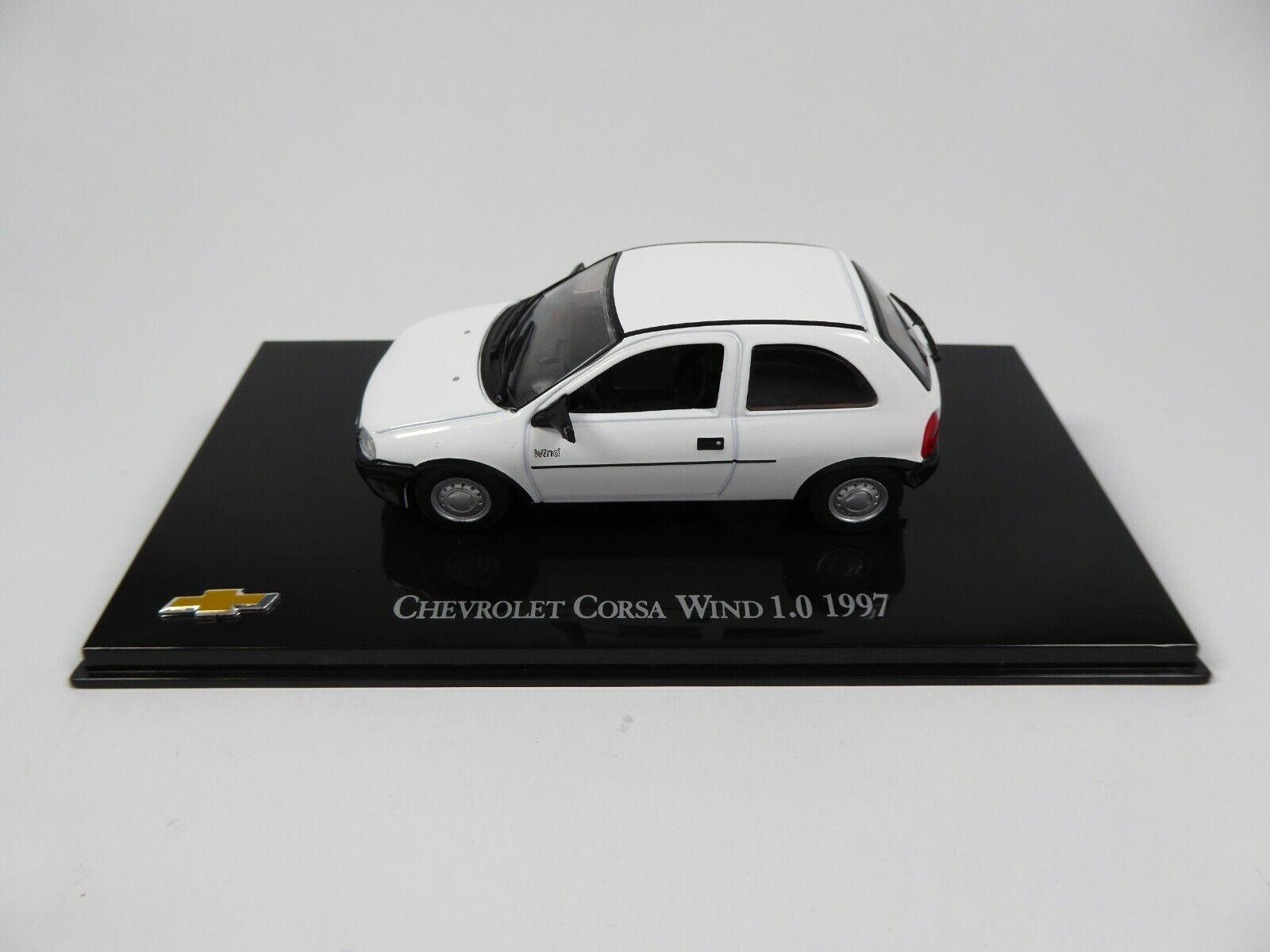 Opel Corsa 1 Sedan 2002-1:43 Diecast Model Car General Motors CH60 Chevrolet