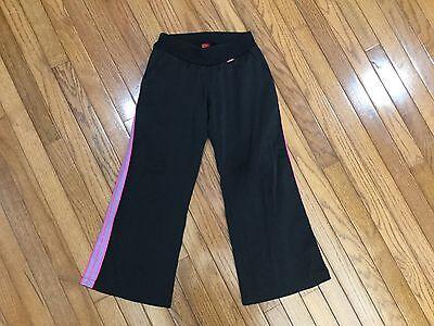 PASHA Black Sweatpants PANTS Size (Pasha Pant)