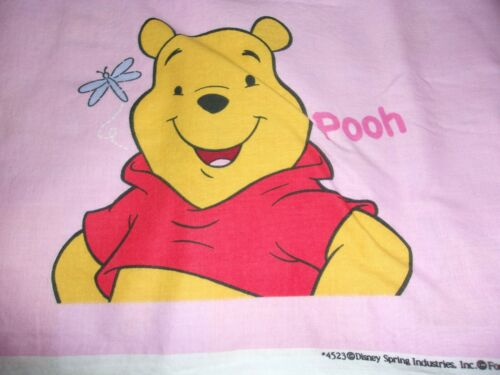 Pooh Double Border Fabric Disney BTY Daisy Kingdom