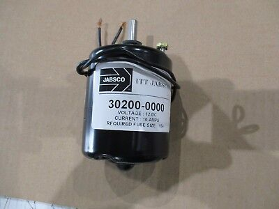30200-0000 Motor for a Jabsco 34600,36600,36680,36960,36900,36800,36950, Series for sale  Clearwater