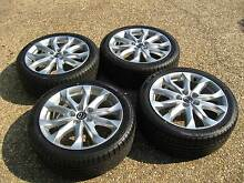 BRAND NEW GENUINE 2015 MAZDA SP25 ASTINA WHEELS & TYRES Wodonga Wodonga Area Preview