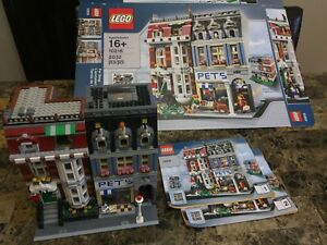 LEGO Module Pet Shop 10218