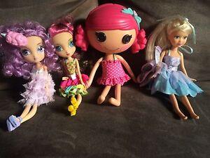 Dolls including La La Loopsy Kedron Brisbane North East Preview