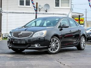 2014 Buick Verano ONE OWNER..LOCAL TRADE..LEATHER INTERIOR