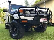 1996 Toyota Landcruiser HZJ75 Aftermarket Turbo 75 series Ute Toomulla Townsville Surrounds Preview