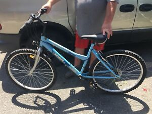 Woman's bike