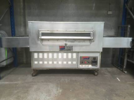 "Middleby Marshall 24"" gas conveyor pizza oven"