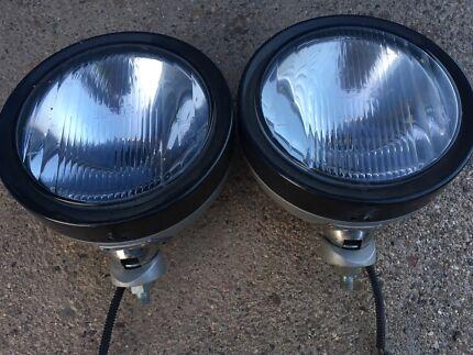4x IPF Extreme Driving Lights