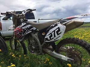 WANT GONE TODAY!! 2007 YZ250F!