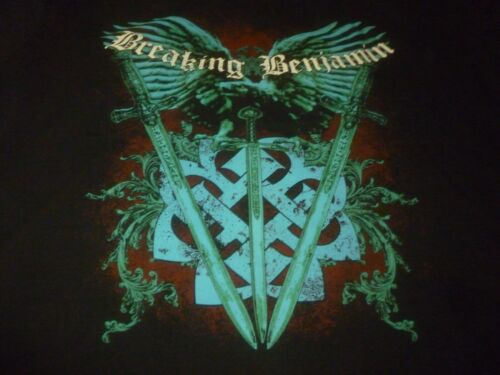 Breaking Benjamin Shirt - Used Size XXL - Very Nice Condition!!!