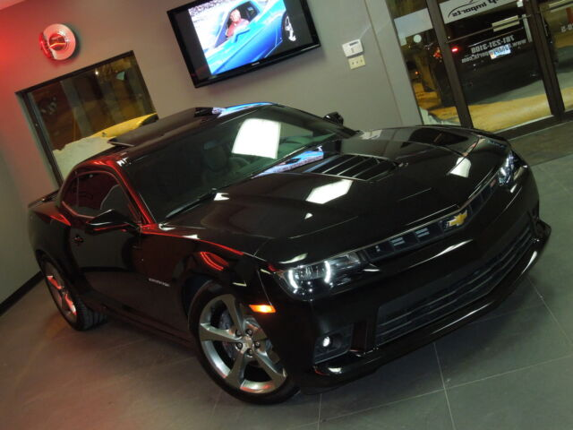 Chevrolet : Camaro 2dr Cpe 2SS 2014 chevrolet camaro 2 ss coupe 1 owner only 5 k miles loaded best deal on ebay