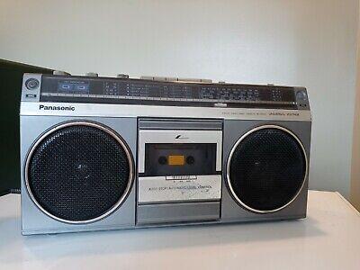 panasonic boombox vintage RX-4941 well working