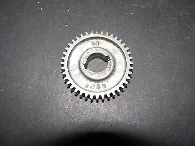 Craftsman Atlas 109 618 6 Metal Lathe 12 Bore 40 Tooth Change Gear 3239