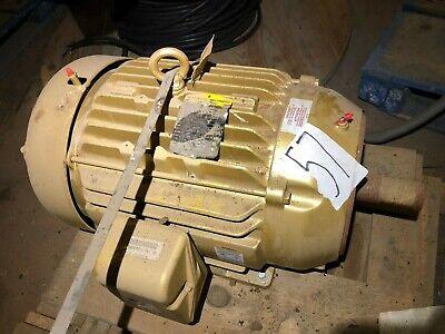 Baldor 20 Hp Super-e Motor Cem2334t - New Surplus Item 57