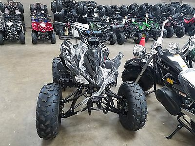 ATV 125cc Youth ATV TAOTAO CHEETAH SPORTS EDITION AUTO W/ REVERSE 125 MID SIZE
