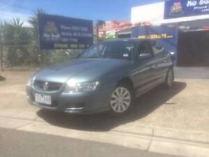 2004 Holden Commodore Acclaim Sedan Epping Whittlesea Area Preview