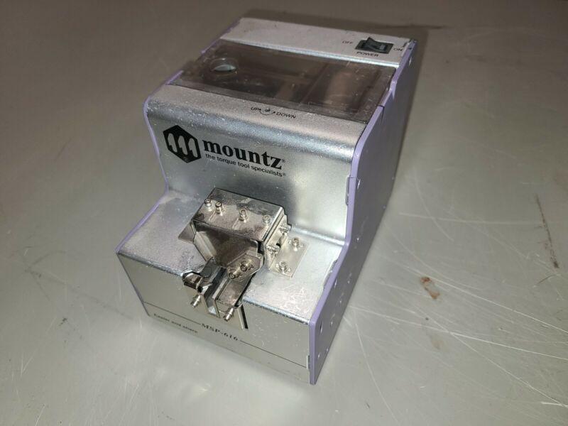 Mountz MSP-616 Automatic Screw Feeder