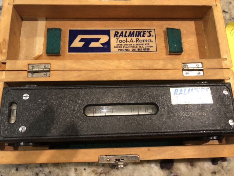 Ralmike's tool-a-rama Vintage Precision Level