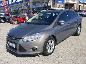 2013 Ford Focus Trend Sedan Auto 44kms (Very Tidy) Wangara Wanneroo Area Preview