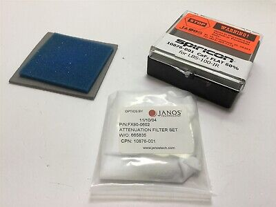 Janos Technology Fx90-0602 Attenuation Filter For Lbs-100 R Laser Attenuator