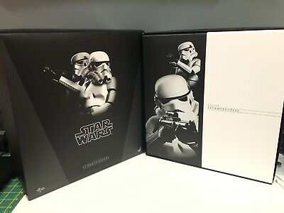 Sideshow Hot Toys Star Wars 1/6 Scale Stormtrooper Set Exclusive Edition MMS268