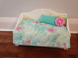 American girl trundle bed