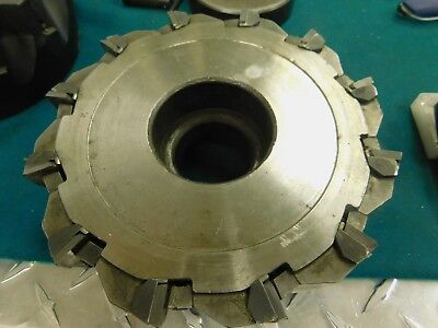 Valenite 6.0 Fly Shell Mill With 12 New Inserts