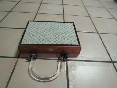 Trinket Jewelry Lock Chest Handmade Wooden Storage Box Holder handle konfeti