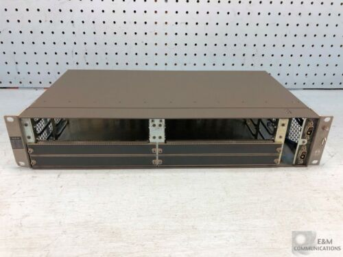 3he02773aa01 Alcatel Lucent 7705 Sar-8 8-slot Chassis Empty Ipmjj10gra