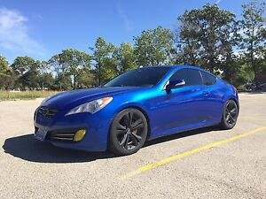 2010 Genesis Coupe 3.8 (HIGHWAY DRIVEN)