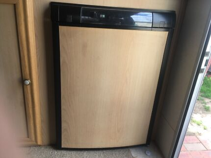 Dometic RM2350 refrigerator, 90litre in new condition. $500