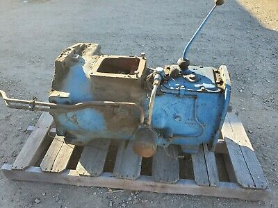 Ford 4500 Industrial Tractor Torque Convertor Transmission Assy Reverser 4 Speed