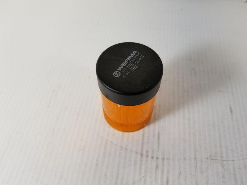 Werma Type 12 Signal Lamp Amber