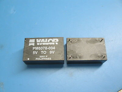 10pcs Valor Pm6078-004 5v To 9v Isolated Dc-dc Converters Pdip24