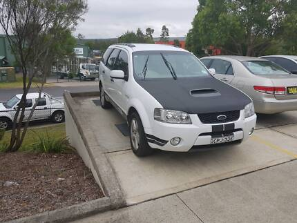 2006 Ford Territory(Turbo) Great Car will swap for Picup truck