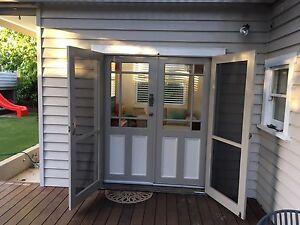 French Doors & fly screen doors Newtown Geelong City Preview