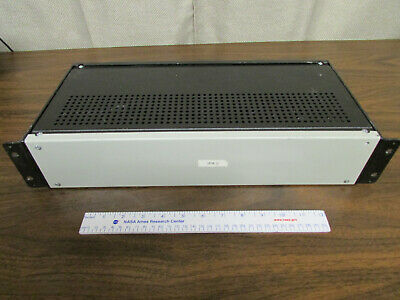 Ipa2 Rf Ghz Range Amplifier Rack Mount Project Box With Power Supply 31.7db Gain